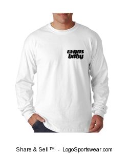 vegasbaby long sleeve tee Design Zoom